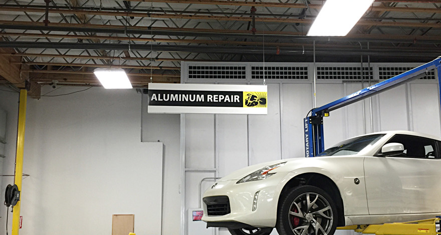 alu repair
