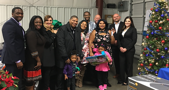Charlotte Family Gets Christmas Miracle With New Car